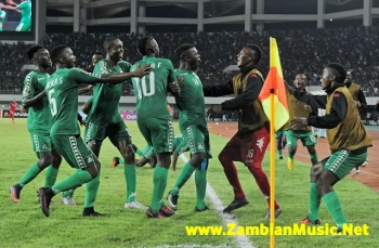 AFCON 2017: ZAMBIA Squeezes SENEGAL's JuJu Like Nshima,