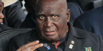 Zambia's Kenneth Kaunda Is Dead