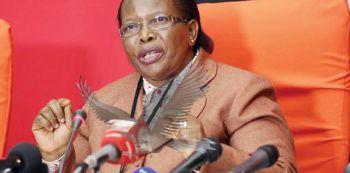 Zambia's Chief Justice Irene Mambilima Is Dead