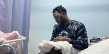 Photo: Slapdee Welcomes Baby Number 3
