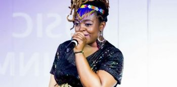 See Photos: Zambian Singer Maria Nyemba Cuts Off Her Dreadlocks - Here's Her New Look
