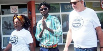 Afro-Pop Musician, Mumba Yachi Is Back In Zambia