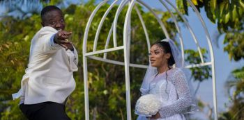 Zambian Musician Chester Morepower Weds Christable