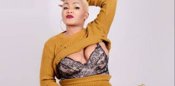 WATCH: Kay Figo Pops Boobz In Her New