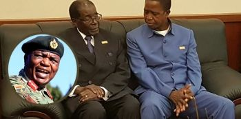 Listen To VoiceNote: Zimbabwe Army General Warns Zambia Over Mugabe