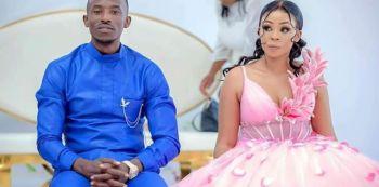 Photos: Chef 187 & Girlfriend Shine Lusaka Pink On Their Kitchen Party