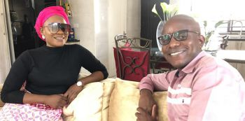 Faded Mutale Mwanza Buried Herself During Interview