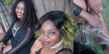 Zambia's Upcoming Singer - Shaniqua Joins BLEACHING Slay Queens