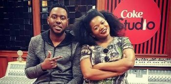 See PHOTOS: Slapdee Already In Kenya With South Africa's Queen Of Kwaito