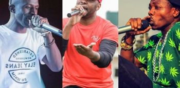 Here's The List Of The Top 10 Most Viewed Zambian Artists In 2017