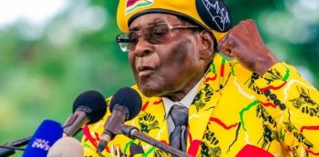 FINALLY: Robert Mugabe Has Resigned - Breaking News
