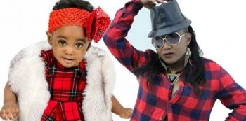 Photos: Singer Kay Figo Clebrates Her First Born's Birthday