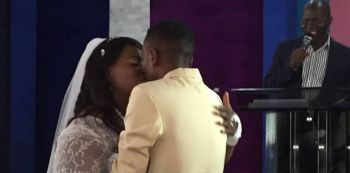 Sad News: Zambian Gospel Singer Steve Glory's Wife is Dead