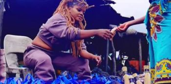 Zambia's Dancehall Queen - Dambisa Outs Mandem Video