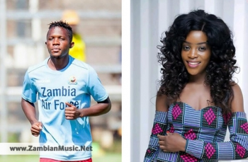 Zambia: Red Arrows' Footballer – Bruce Dumped By Side Chic, Its Over!!
