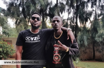 Macky 2 Meets Slapdee, Warns Fans, Never Take Sides