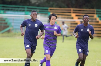 ZESCO United FC Signs 33 Year Old Japanese Mid Fielder