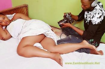 Lusaka Queen Dancer Shoots Seductive Music Video - See Photos Here