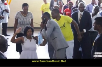 Video: Pastor Makes Phone Call To Heaven, Speaks To God