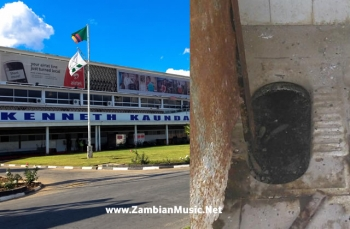 See Video: Lusaka Airport Has No Toilets - Passengers Fight With Staff