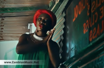 Watch Video: Dancehall Zambian Artist Cassy Nyemba Stands Up For Homeless Kids
