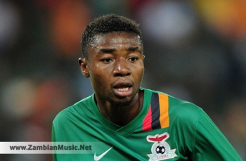 Zambia's Nathan Sinkala Has Left TP Mazembe