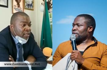 Lusaka Minister Warns Singers B Flow & Kings Malembe
