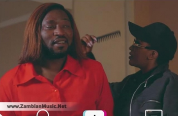 Watch Video: Singer T Bwoy In A Female Character