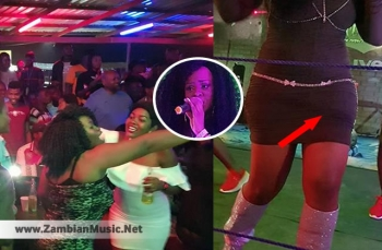 Whaaat !!! Mampi's Female Fans Blast Her Over Fake Matako