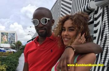 See Photos: Zambian Artist