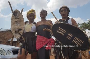 Zambia's Davaos Shoot Cultural Video Worth Kwacha 37000