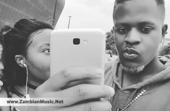 Zambian Artist - Drifta Trek Hooks New Girl Friend, See Photos