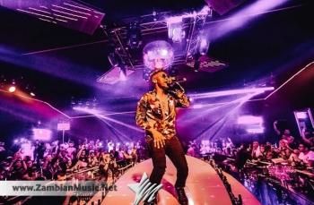 Zambian Musician - Foreign Geechi Shuts Down Dubai City