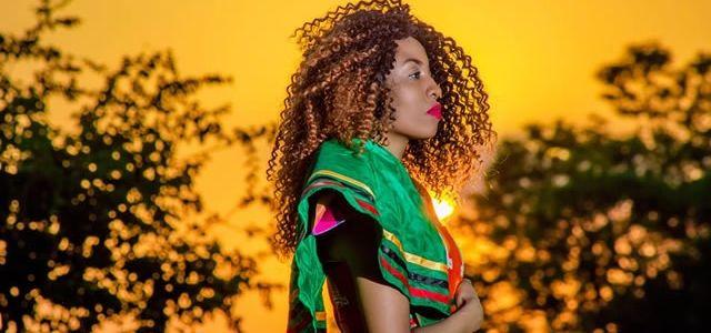 Zambian Model: Xarah Chibwe Going Higher