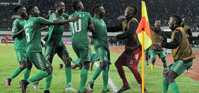 AFCON 2017: ZAMBIA Squeezes SENEGAL's JuJu Like Nshima,