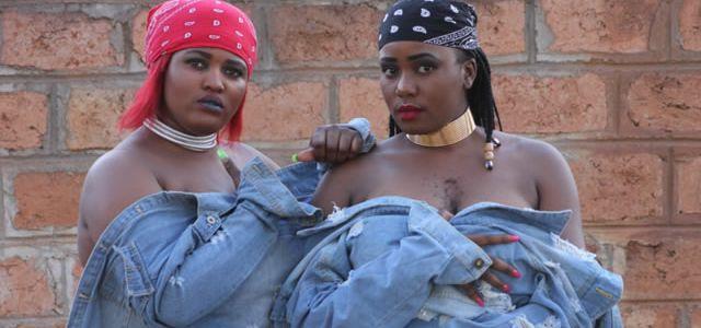 Zambian Uprising Artists - Chileshe & Shaniqua Release Big Nyash