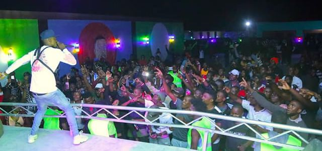 Watch Video: Chef 187 & Davaos Thrill Revellers In Lusaka