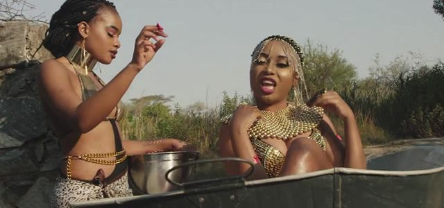 Zambia's King Of Queens - Bombshell Outs New Music Video