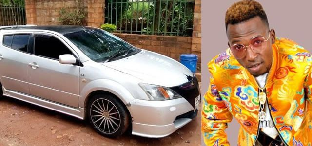 Uprising Singer - Yo Maps Finally Buys His First Car