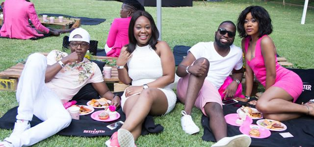 Zambian Celebrities Turn Up For Beefeater Pink Gin Launched In Lusaka