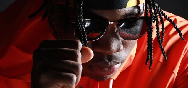 Meet Fireman 766, Zambia's Biggest Rapper In China
