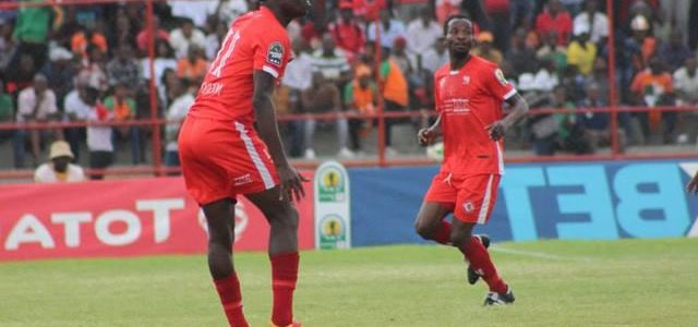 In Sports: Kelvin Mubanga Starts Training At Nkana Stadium