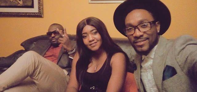 Zambian Singer - CQ, Turns Into A Body Guard