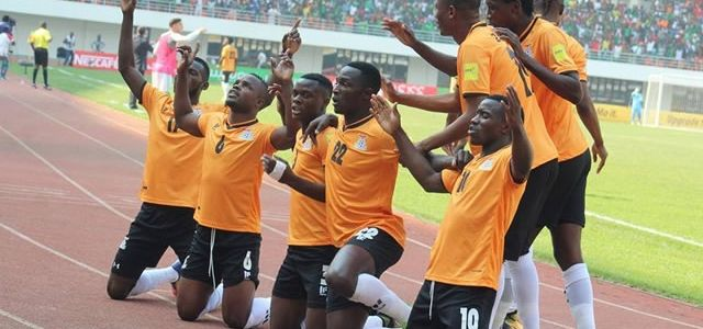 VIDEO: Watch Full Match - Zambia Vs Cameroon 2018 World Cup Qualifiers