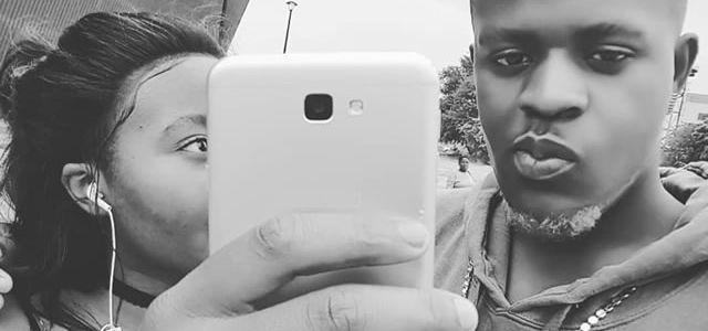 Zambian Artist - Drifta Trek Hooks New Girl Friend, See Photos