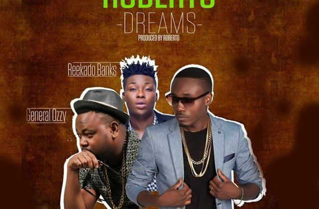 Roberto Releases New Song Featuring Nigeria's Reekado Banks:Download